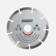 DENBRAVEN Standard szegmentált gyémántkorong 125mm