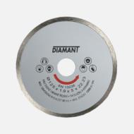 DENBRAVEN Standard tömör szegélyű gyémántkorong 125mm