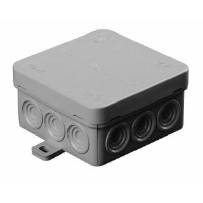 Kötődoboz falon kívüli 85x85x40 IP54 (50db/csom)