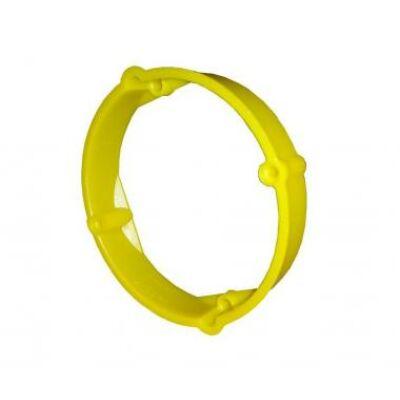 Dobozhoz kerek 65-ös magasító gyűrű kiemelő 10mm magas Dunszt