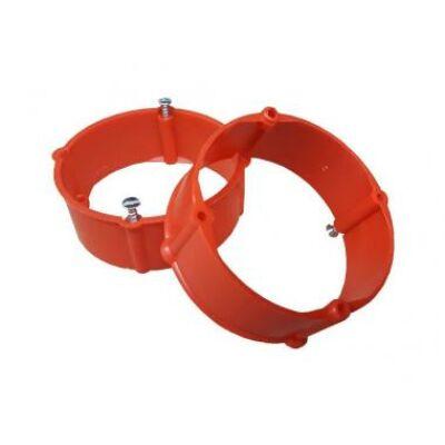 Dobozhoz kerek 65-ös magasító gyűrű kiemelő 24mm magas E132 Helia