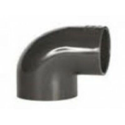 Klíma PVC nyomó rag. könyök 20-1/2col BM 20mm