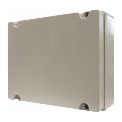 MARLANVIL Kötődoboz 380x300x120 IP66 plomb.