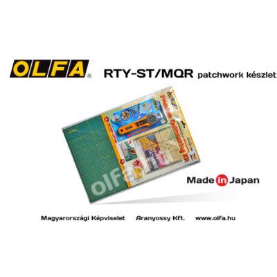 OLFA RTY-ST/MQR Foltvarró készlet