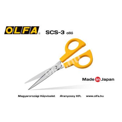 OLFA SCS-3 Olló