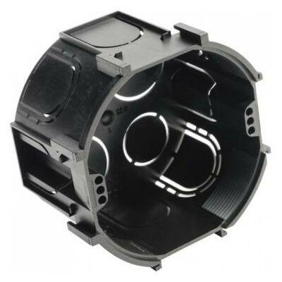 Doboz sülly. kerek 65-ös 70x45 sorolható szerelvényhez ASD70 (100db/doboz)