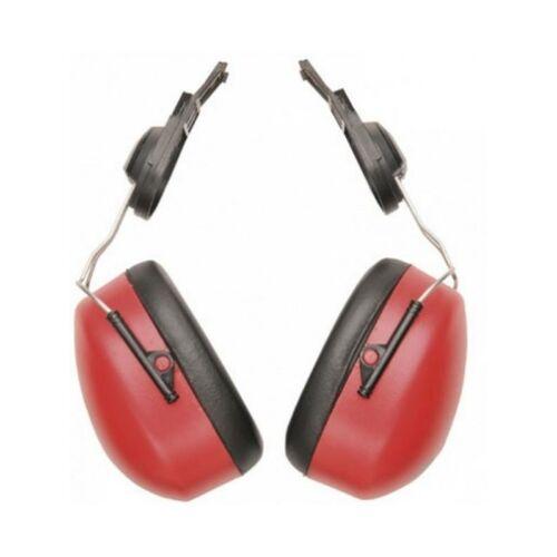 PW42 - Sisakra szerelhető fültok - piros