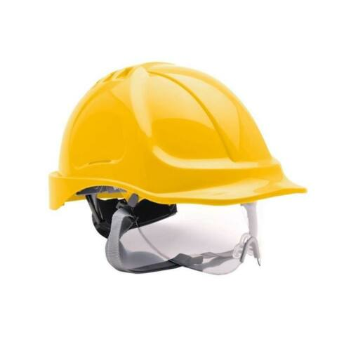 PW54 - Endurance Plus védősisak - sárga