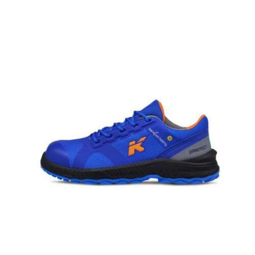 HKS cipő BFS 32 Barefoot kék S3 SRC ESD 42