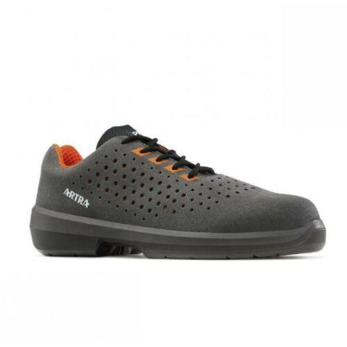 Artra cipő AREZZO fekete kompozit-kevlár830 Air 673560 S1P 42