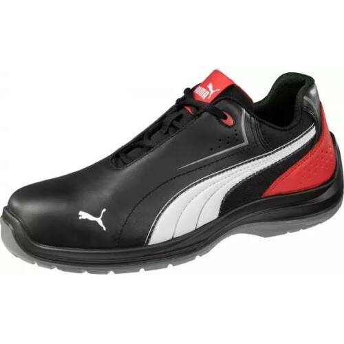 Puma Touring Black Low S3 ESD SRC munkavédelmi cipő
