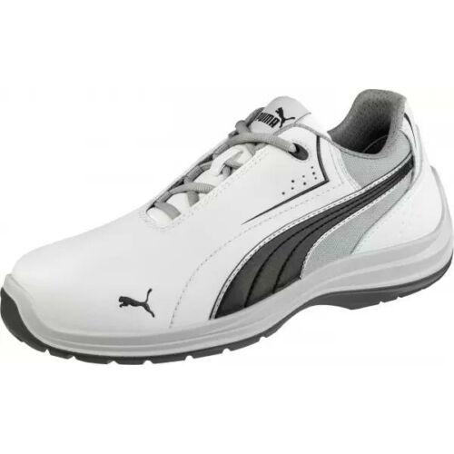 Puma Touring White Low S3 SRC munkavédelmi cipő