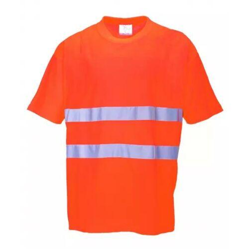 S172 - Hi-Cool pólóing - narancs