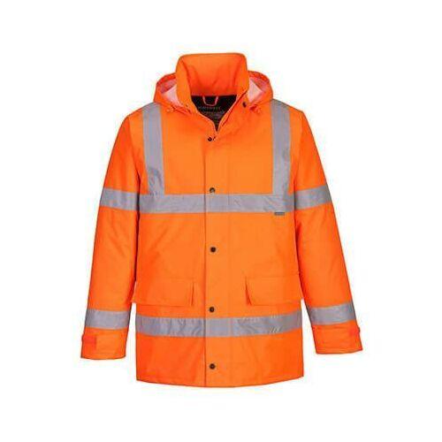 S460 - Jól láthatósági kabát - narancs