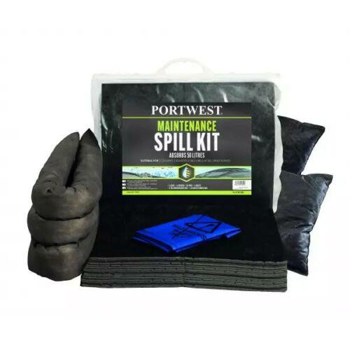 SM31 - PW Spill Ipari gyorsbeavatkozó készlet - Szürke