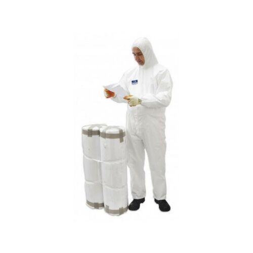 ST40 - BizTex Microporous overál 6 / 5 - fehér