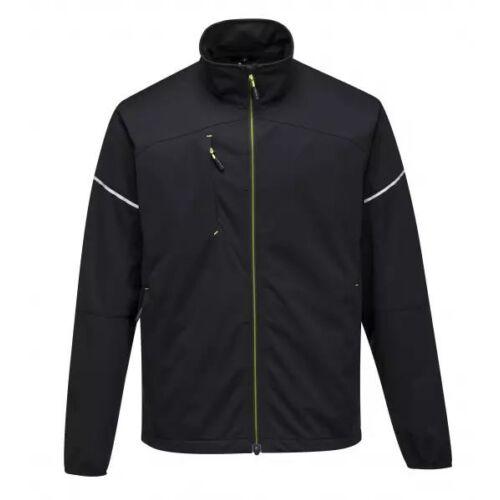 T620 - Flex Shell kabát - fekete