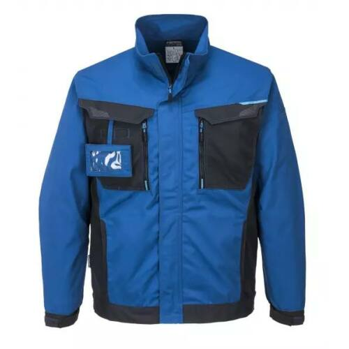 T703 -WX3 kabát - perzsa kék