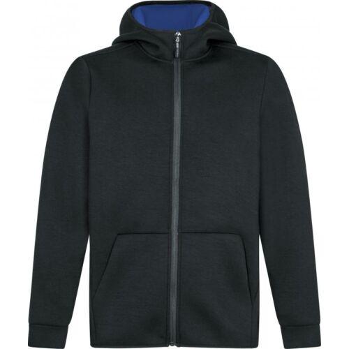 T831 - KX3 Neo polár pulóver - fekete