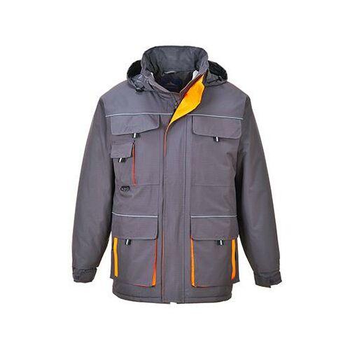 TX30 - Texo Contrast kabát - szürke