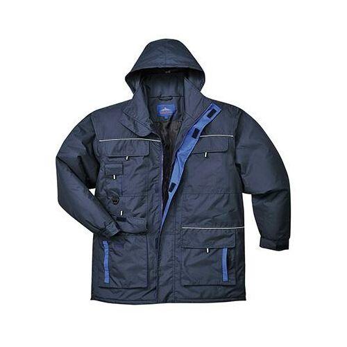 TX30 - Texo Contrast kabát - tengerészkék