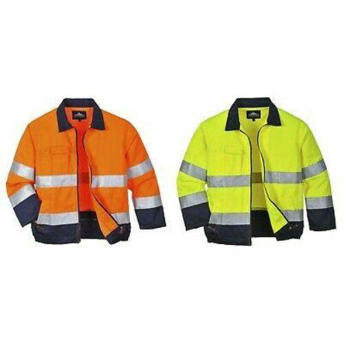 TX70 - Madrid HiVis kabát - Sárga