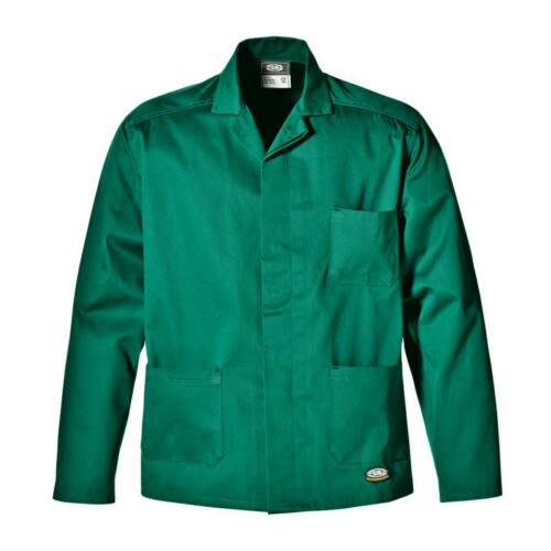 Symbol dzseki 100% pamut 250gr/m2 zöld 50/L
