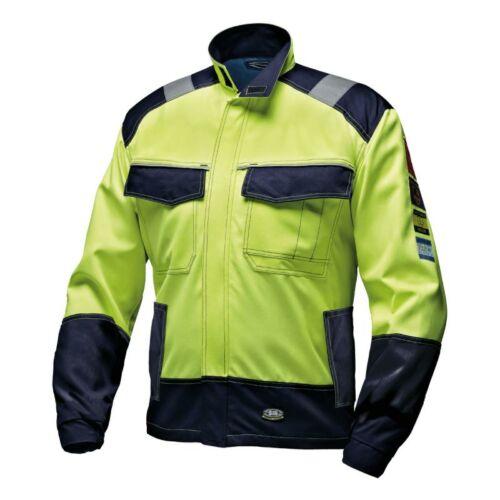 Hi-Vis Polytech Plus multifunkcionális kabát 50/L