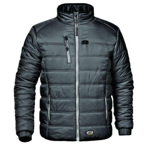 Patrol kabát - szürke/fekete