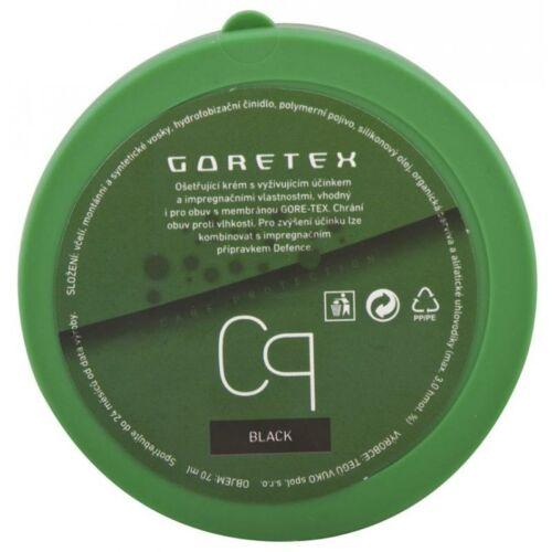 Goretex cipőápoló krém, fekete 70ml