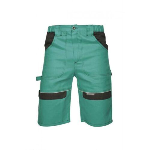 Cool Trends Rövidnadrág 260g/m2 - zöld/fekete