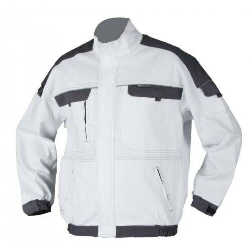 Cool Trends Kabát 260g/m2 - fehér/szürke