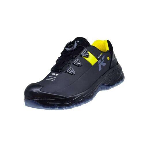 HKS cipő RS 270 Boa S3 SRC ESD fekete/sárga 42