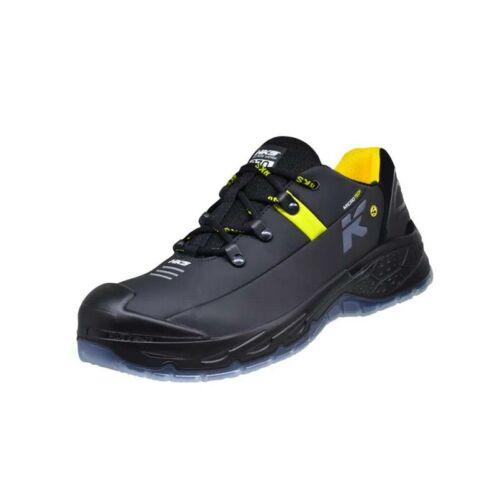 HKS cipő RS 270 S3 SRC ESD fekete/sárga 42