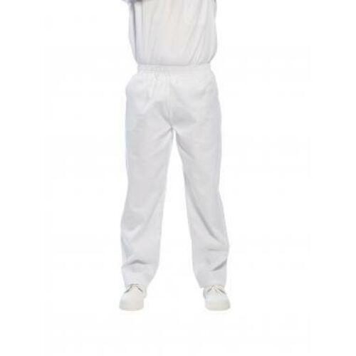 2208 - Élelmiszeripari nadrág - fehér