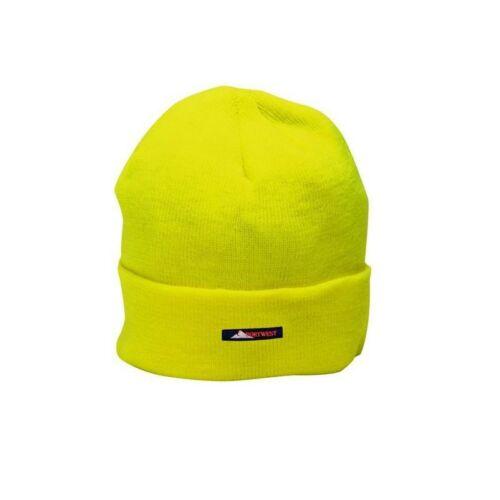 B013 - Téli sapka - sárga