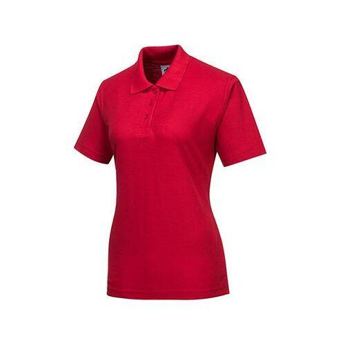 B209 - Női pólóing - piros