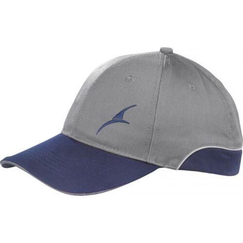 Albatros Sonic baseball sapka - szürke/kék