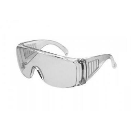 Védőszemüveg víztiszta, polikarbonát,Top Tools Hobby
