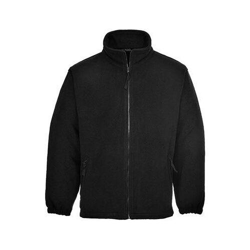 F205 - Aran polár pulóver - fekete