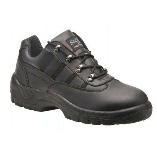 FW15 - Trainer félcipő S1 - fekete
