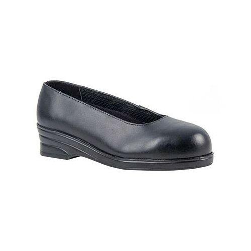 FW49 - Steelite™ női védőcipő, S1 - fekete