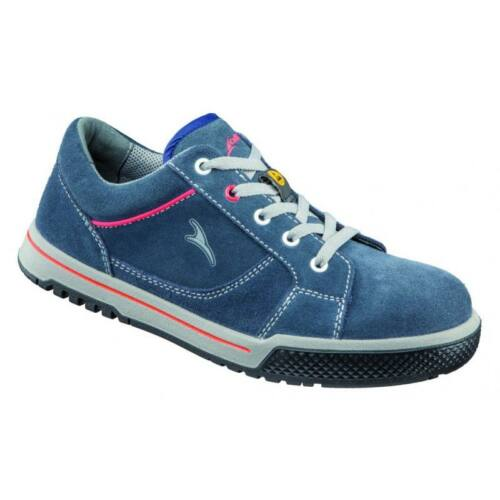 Albatros Freestyle SR blue Munkavédelmi cipő S1P SRC ESD