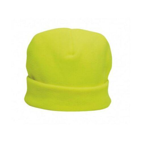 HA10 - Polár sapka Insulatex béléssel - sárga