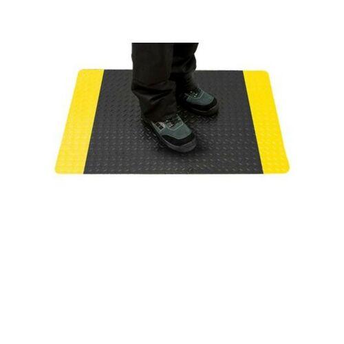 MT51 - Álláskönnyítő szőnyeg - fekete