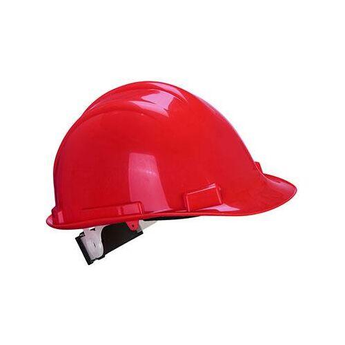 PS57 - Expertbase Wheel Safety védősisak - Piros