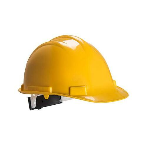 PS57 - Expertbase Wheel Safety védősisak - Sárga