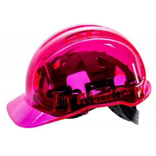 PV50 - Védősisak peakview range - pink /szellőző/