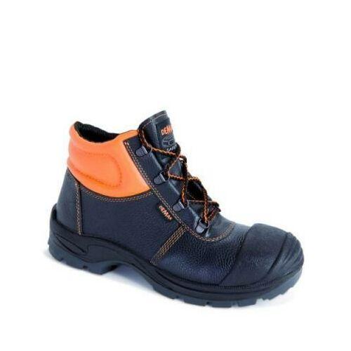 Demar bakancs 9-002 6257B narancs magasszárú S3 42