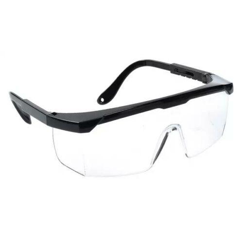 PW33 - Klasszikus védőszemüveg - víztiszta